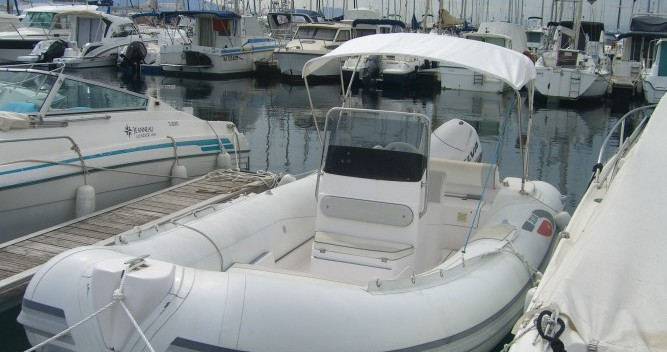 Noleggio yacht a Saint-Raphaël – Selva Selva 600 su SamBoat