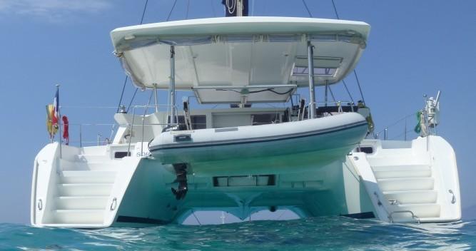 Noleggio barche Lagoon Lagoon 420 a Port Grimaud su Samboat