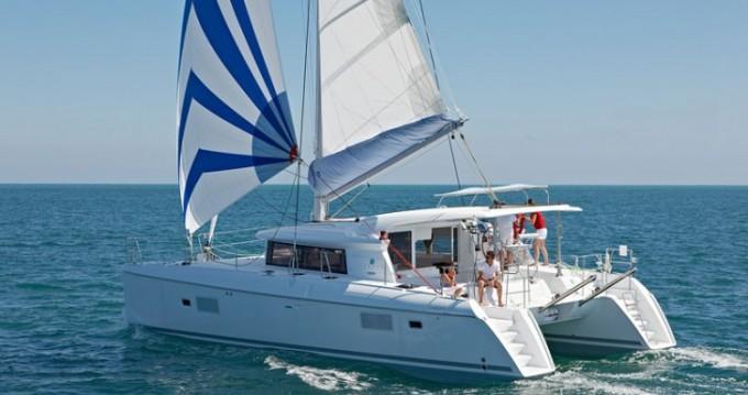 Noleggio yacht a Port Grimaud – Lagoon Lagoon 420 su SamBoat