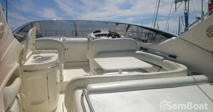 Noleggio Barca a motore con o senza skipper Cranchi a Toulon