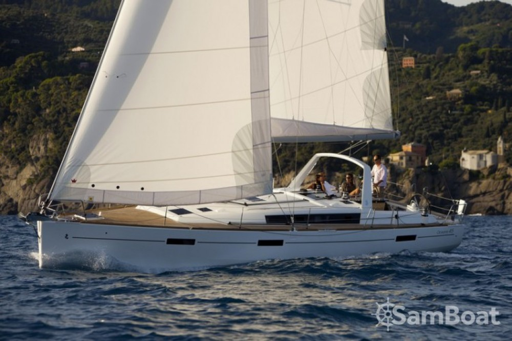 Noleggio barche Bénéteau Oceanis 45 Golfe-Juan su Samboat