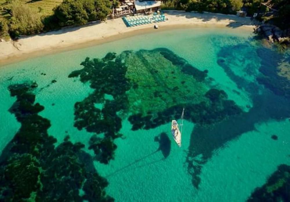 Noleggio barche Golfe-Juan economico Oceanis 45