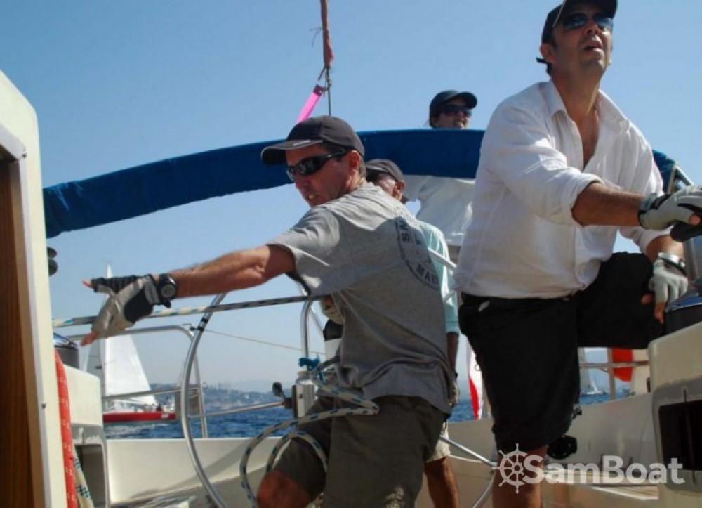 Noleggio barche Tolone economico Gib Sea 442