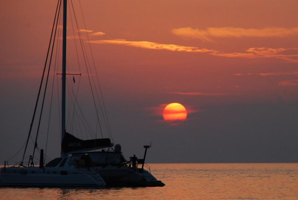 Noleggio yacht Porto-Vecchio - Lagoon Lagoon 450 su SamBoat