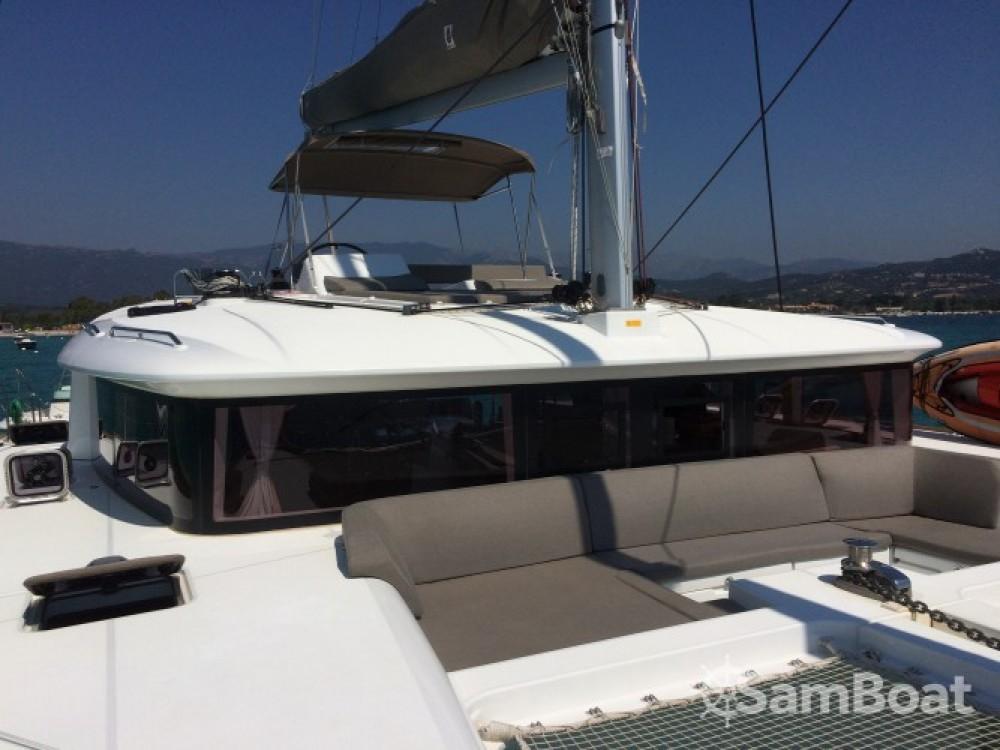 Noleggio barche Porto-Vecchio economico Lagoon 450