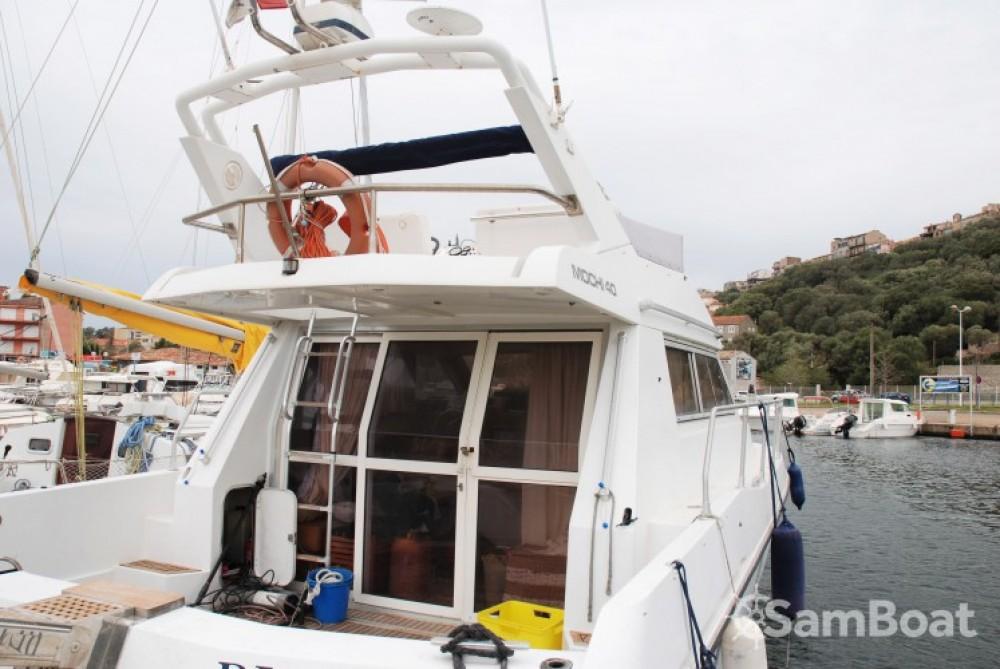 Noleggio Barca a motore con o senza skipper Mochi Craft Porto-Vecchio