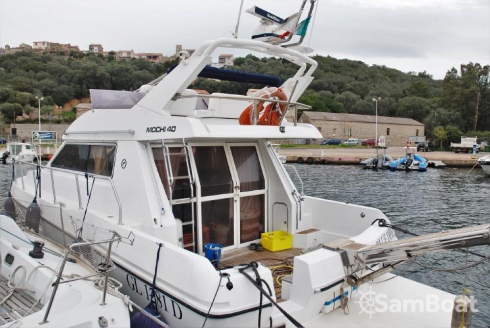 Noleggio barche Porto-Vecchio economico Mochi 40
