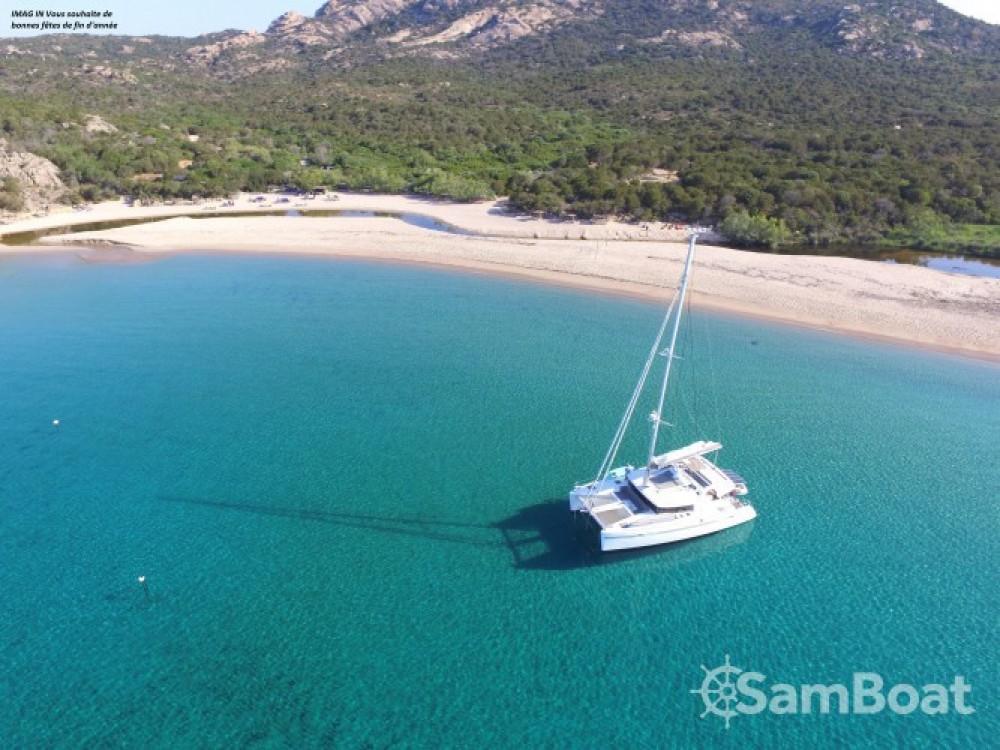 Noleggio Catamarano con o senza skipper Lagoon Porto-Vecchio