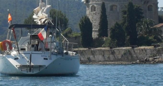 Noleggio Barca a vela con o senza skipper Bénéteau a Hyères