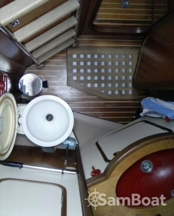 Noleggio barche Hyères economico First 456