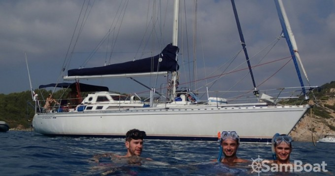 Noleggio yacht a Hyères – Bénéteau First 456 su SamBoat