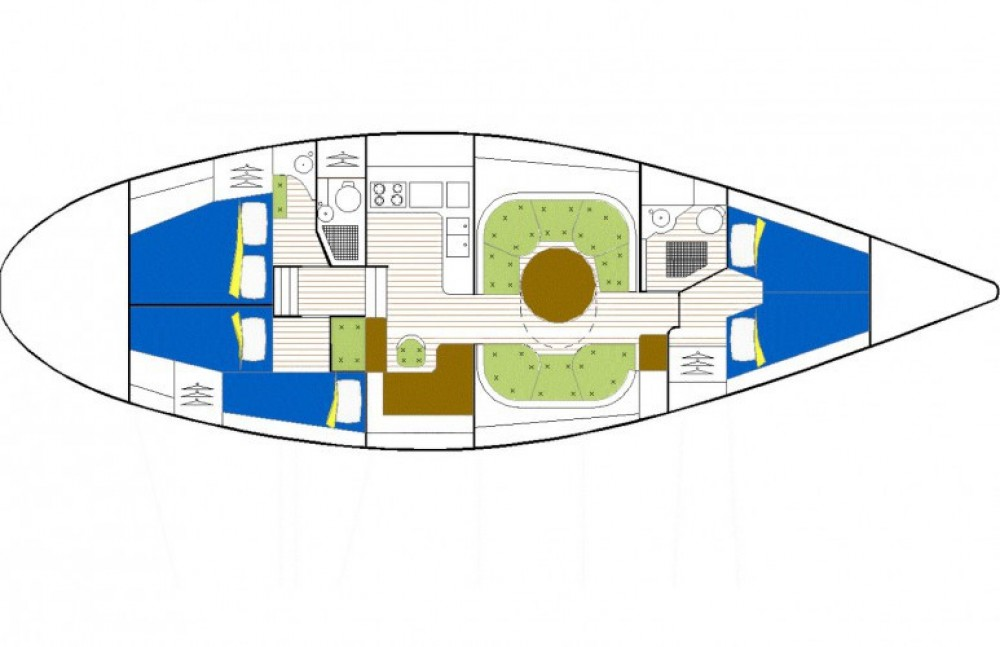 Barca a vela a noleggio Hyères al miglior prezzo
