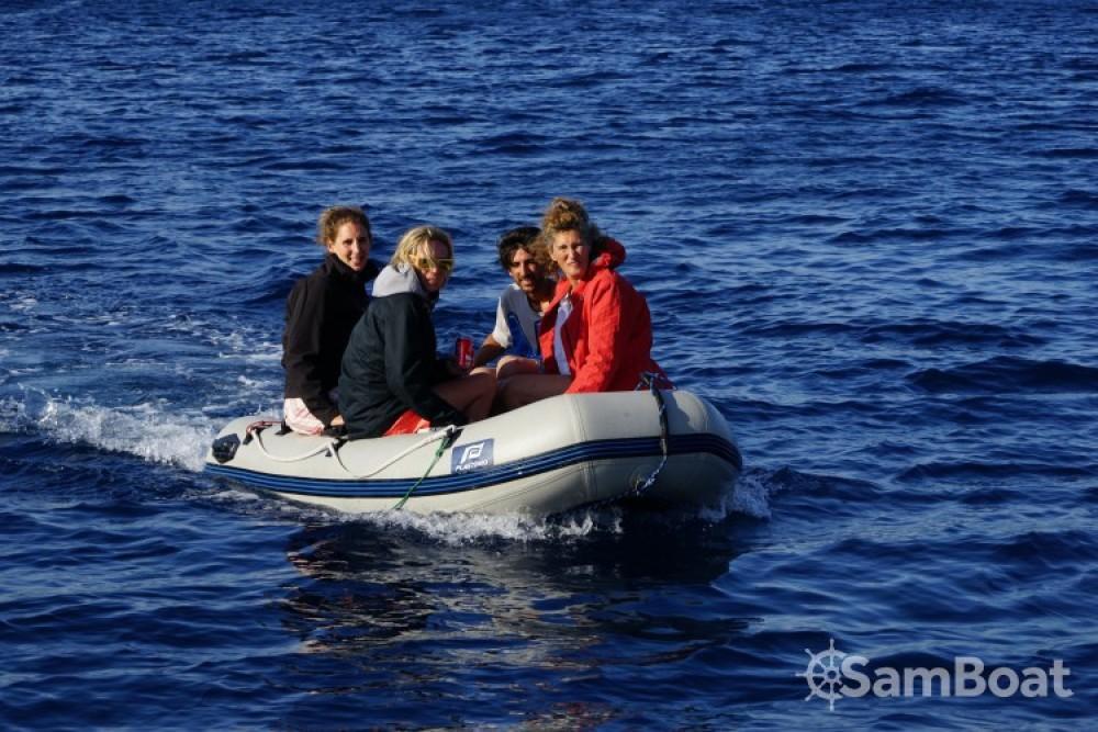 noleggio Barca a vela Hyères - Bénéteau First 456