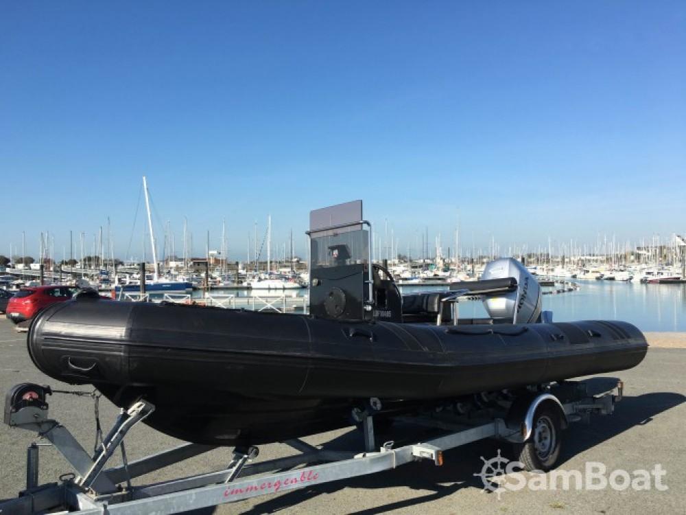 Noleggio barche Neuvisa tarpon La Rochelle su Samboat