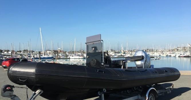 Noleggio yacht a La Rochelle – Neuvisa tarpon su SamBoat
