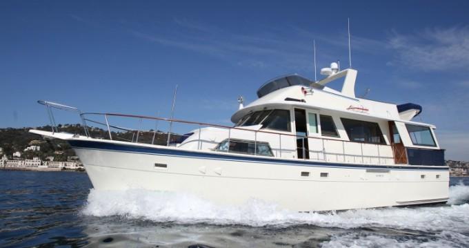 Noleggio barche Hatteras M/Y 56' a Antibes su Samboat