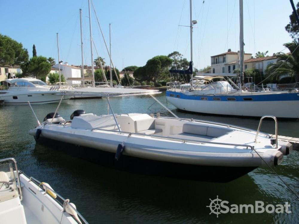 Noleggio Barca a motore con o senza skipper Ivela Grimaud