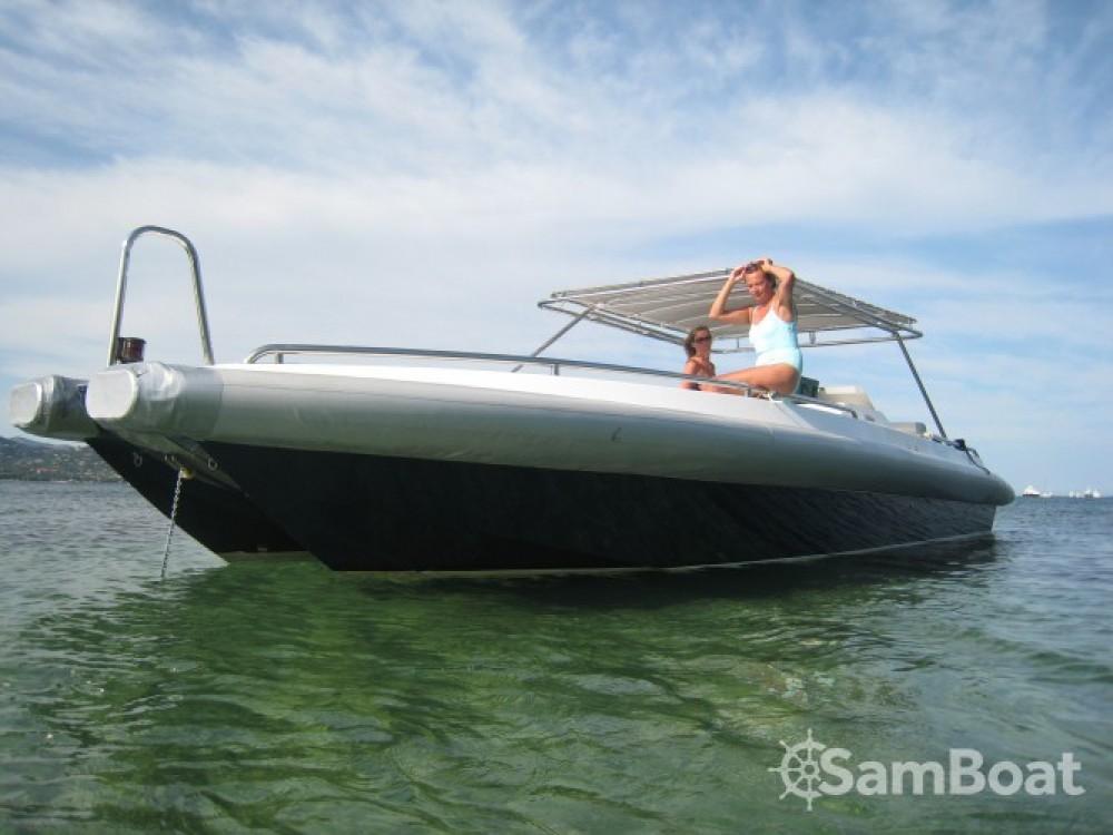 noleggio Barca a motore Grimaud - Ivela Catamaran