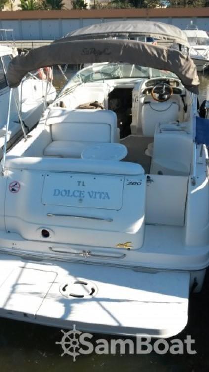 Noleggio barche Sea Ray Sea Ray 260 Sundancer Mandelieu-la-Napoule su Samboat