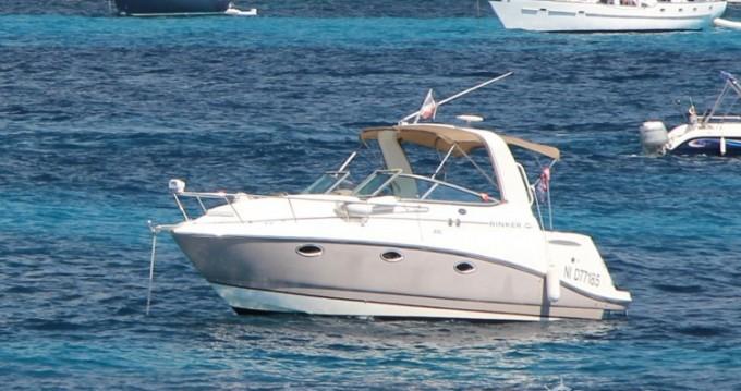 Noleggio barche Rinker 260 EC a Cannes su Samboat