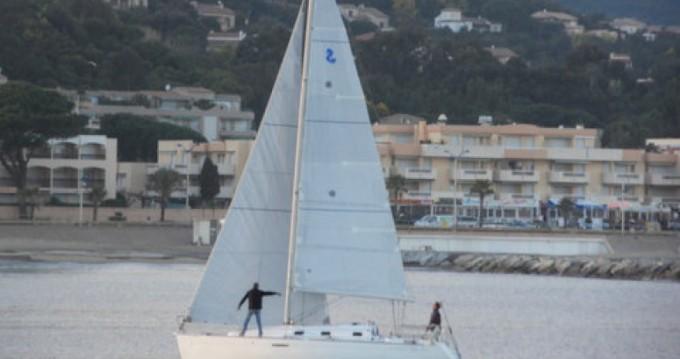 Noleggio Barca a vela con o senza skipper Bénéteau a Cavalaire-sur-Mer