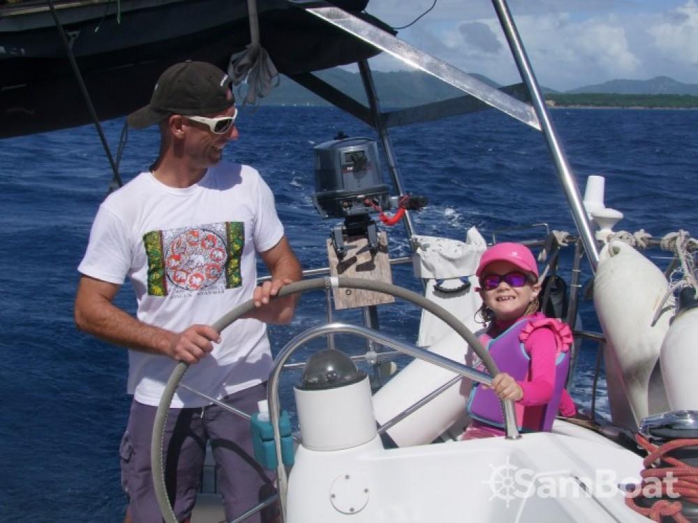 Noleggio Barca a vela con o senza skipper Jeanneau Bandol
