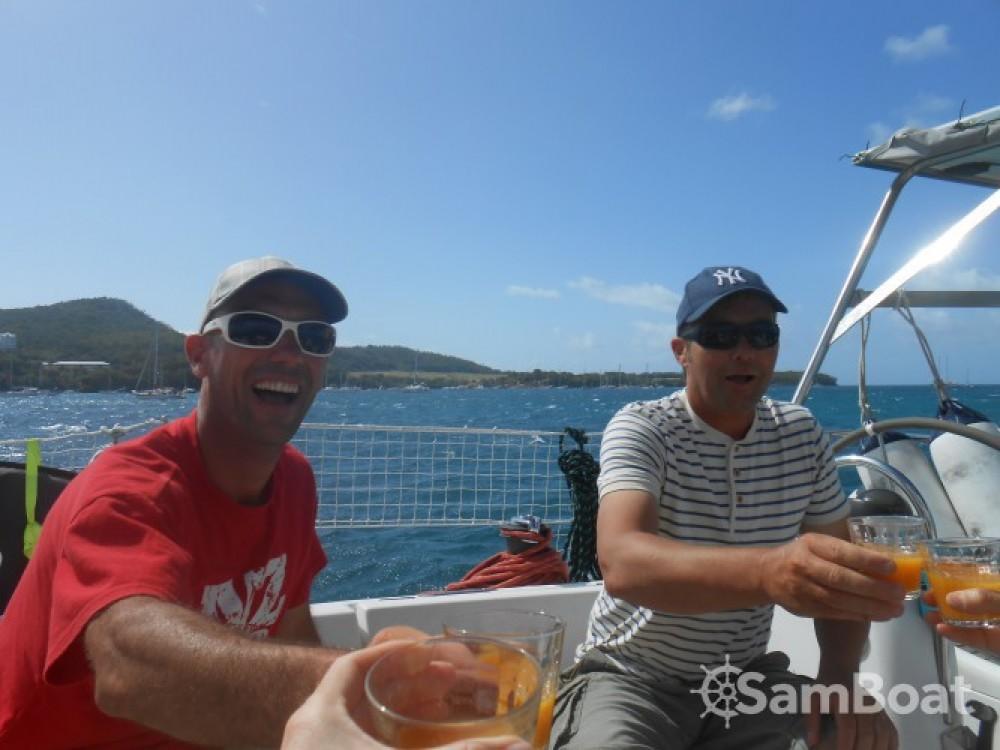 noleggio Barca a vela Bandol - Jeanneau Sun Fast 43