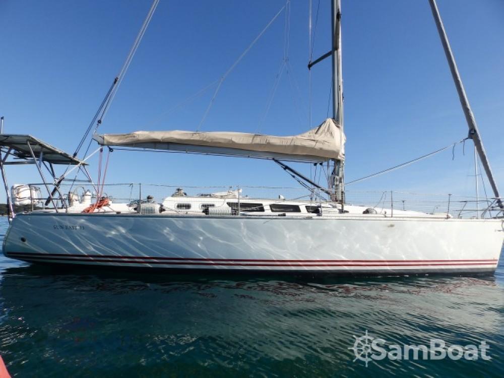 Noleggio yacht Bandol - Jeanneau Sun Fast 43 su SamBoat