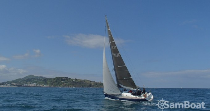 Noleggio Barca a vela a Donostia / San Sebastián – Bénéteau First 40.7