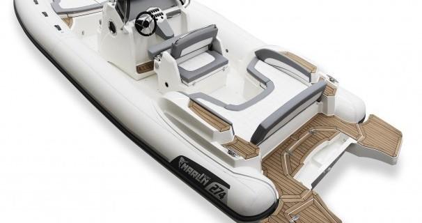 Noleggio barche Porto-Vecchio economico Marlin Boat 274