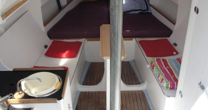 Noleggio yacht a La Rochelle – Chantier-Mer one off su SamBoat