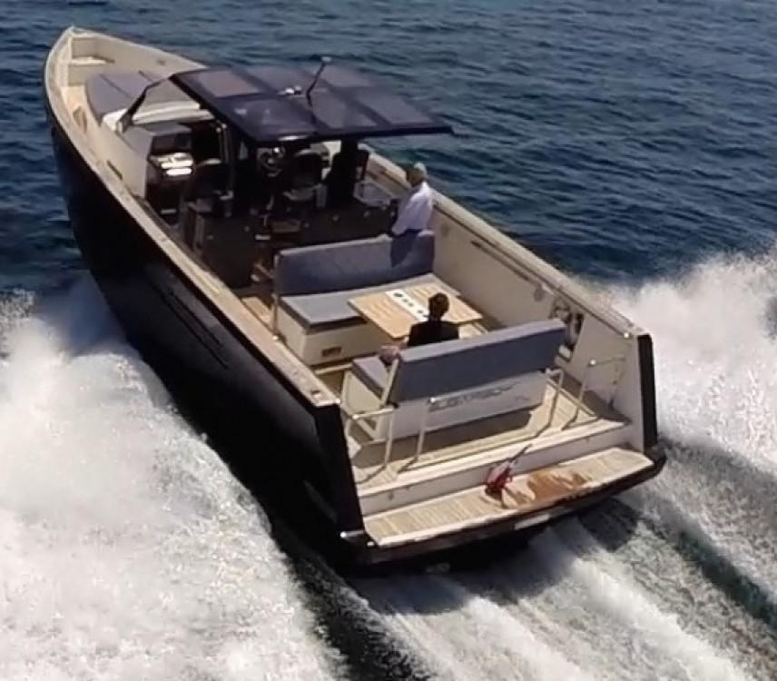 Noleggio yacht Cogolin - Fjord Fjord 40 Open su SamBoat