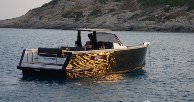 Noleggio Barca a motore Fjord con patente nautica