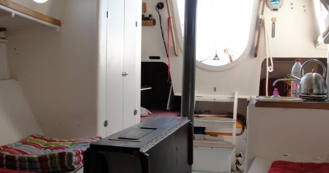 Noleggio Barca a vela Chantier-Mer con patente nautica