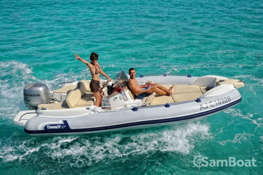 Noleggio yacht Porto-Vecchio - Marlin Marlin Boat 17 FB su SamBoat