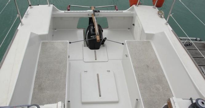 Noleggio Barca a vela con o senza skipper Chantier-Mer a La Rochelle