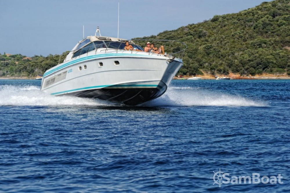Noleggio barche Porto-Vecchio economico 48 MISTRAL OPEN