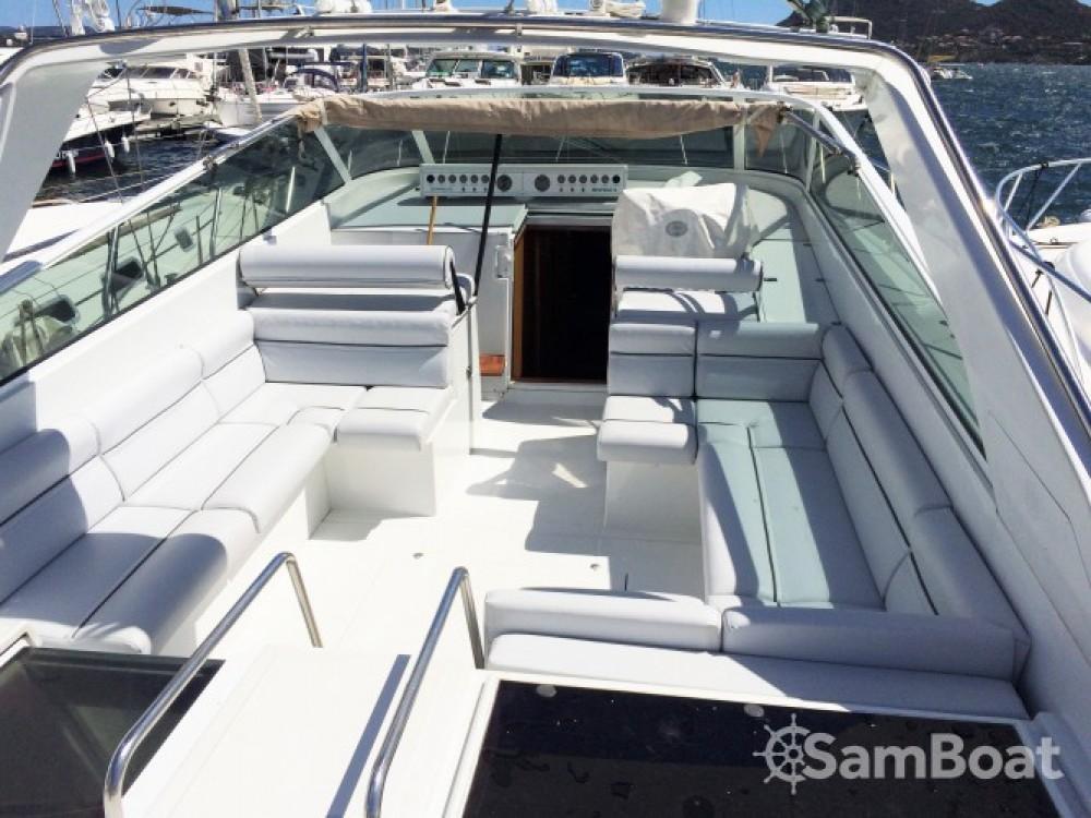 Noleggio barche Raffaelli 48 MISTRAL OPEN Porto-Vecchio su Samboat