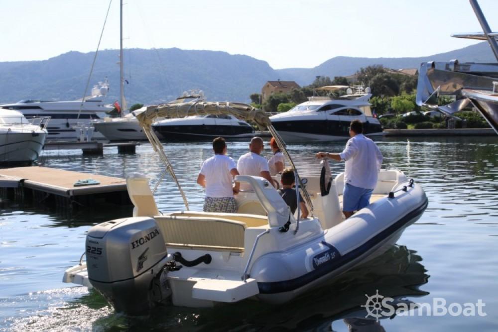 Noleggio Gommone con o senza skipper Marlin