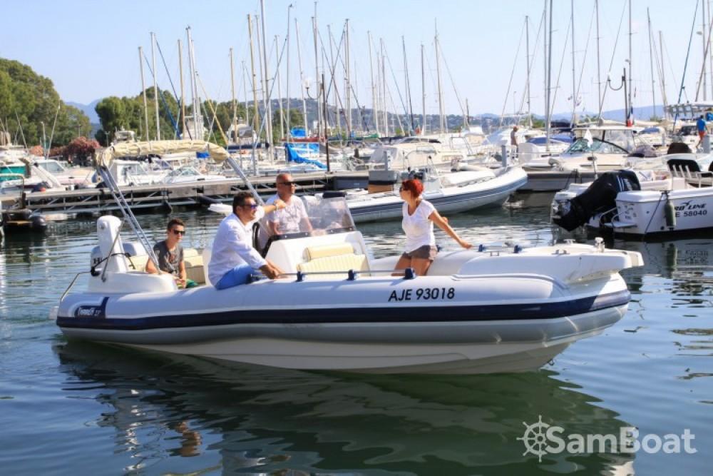 noleggio Gommone  - Marlin Marlin Boat 274