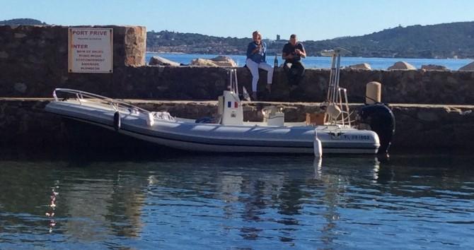Noleggio Gommone con o senza skipper Katoy a Port Grimaud