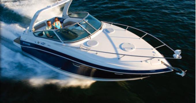 Noleggio yacht a Mandelieu-la-Napoule – Four Winns Vista 288 su SamBoat