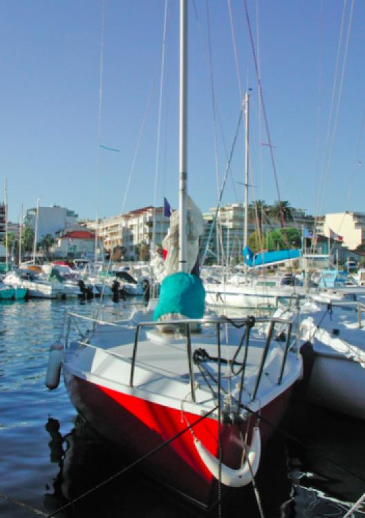 Barca a vela a noleggio Provence-Alpes-Côte d'Azur al miglior prezzo