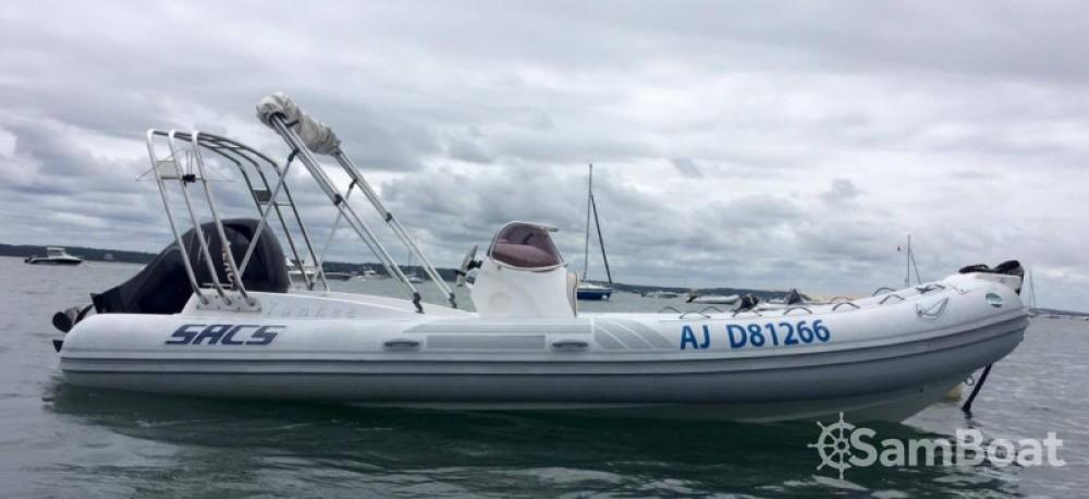 Noleggio yacht Lège-Cap-Ferret - Sacs Sacs S 640 su SamBoat