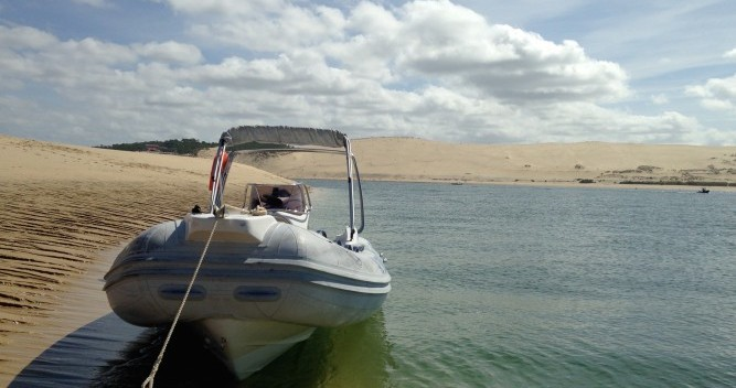 Noleggio barche Sacs Sacs S 640 a Lège-Cap-Ferret su Samboat