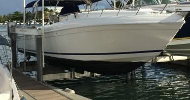 Noleggio Barca a motore con o senza skipper Forboat a Pointe-à-Pitre