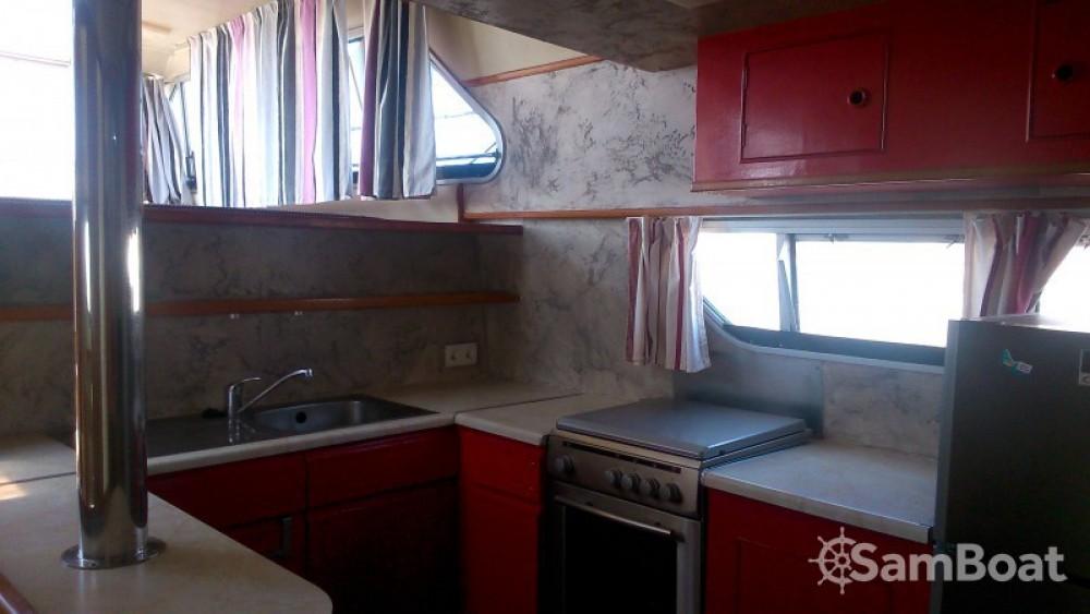 Crown-Cruiser Nautilia tra personale e professionale Sète