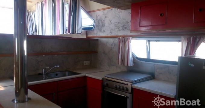 Noleggio barche Crown-Cruiser Nautilia a Sète su Samboat