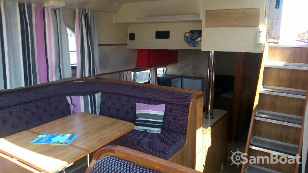 Houseboat a noleggio Sète al miglior prezzo