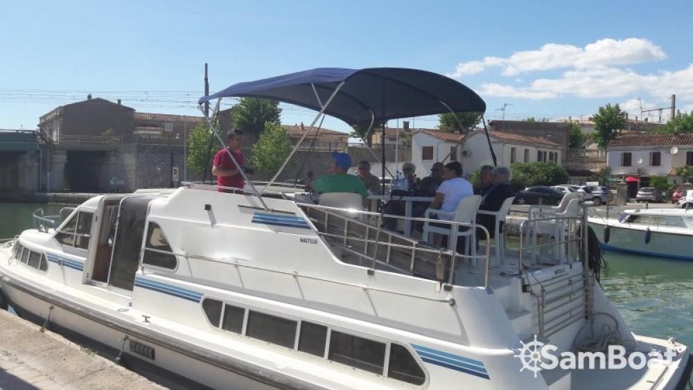 noleggio Houseboat Sète - Crown-Cruiser Nautilia
